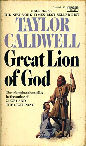 9780449237908: Great Lion of God