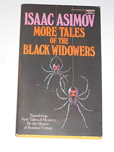 9780449238066: More Tales of the Black Widowers