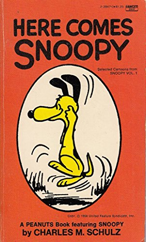 9780449239476: Here Comes Snoopy