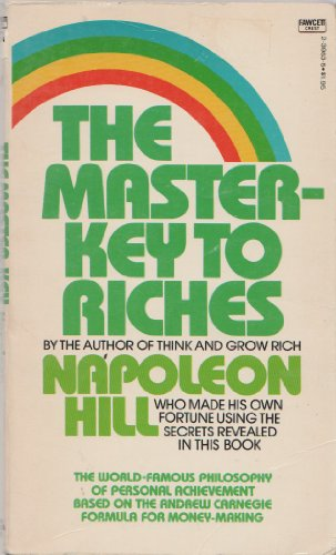 9780449239537: The Master-Key to Riches