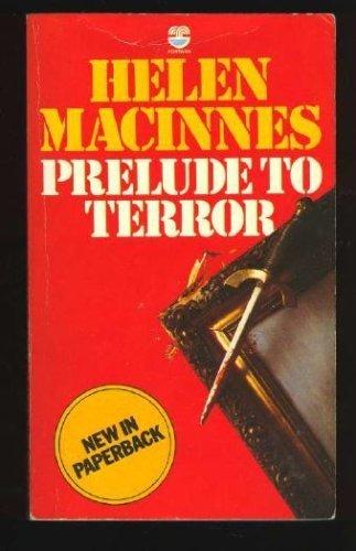 9780449240342: Prelude to Terror 1