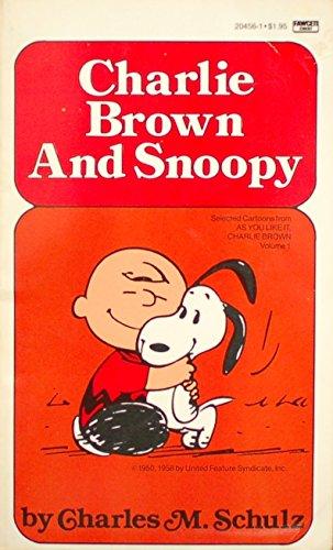 9780449240496: CHARLIE BROWN SNOOPY