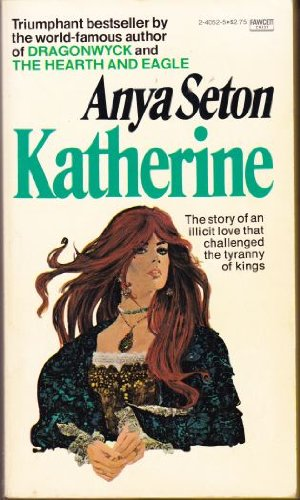 9780449240526: KATHERINE (Fawcett Crest Book)