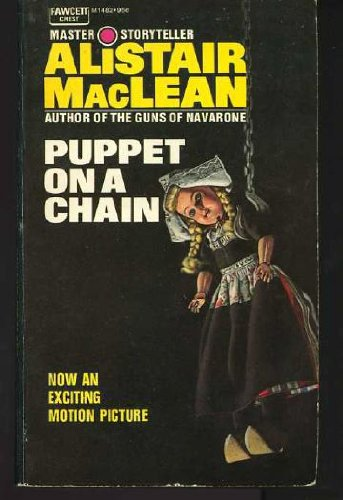 9780449240564: Puppet on a Chain