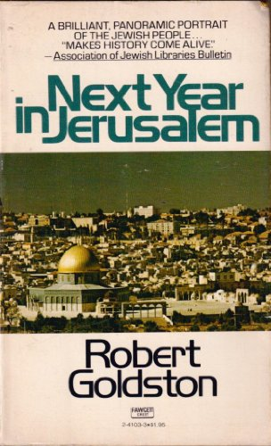 9780449241035: Next Year in Jerusalem