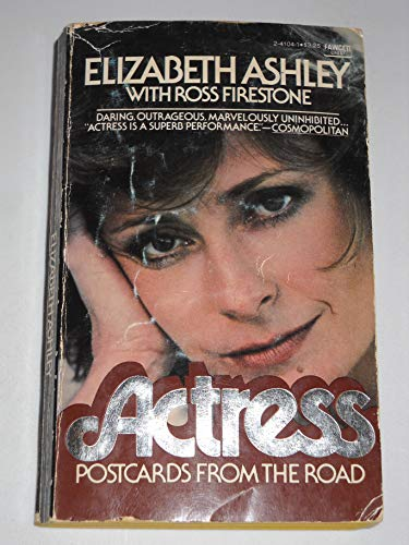 9780449241042: Actress: Postcards from the Road