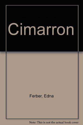 Cimarron: Ferber, Edna