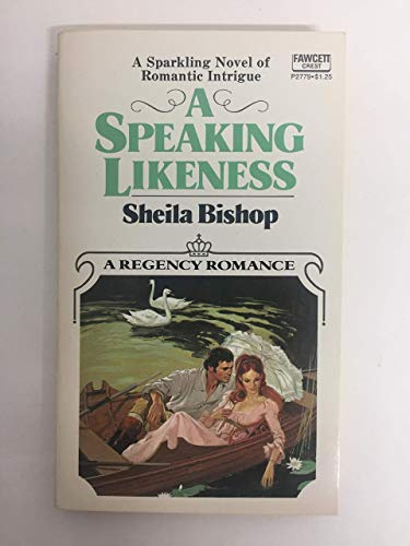 9780449241172: A Speaking Likeness (A Fawcett Regency Romance)
