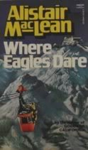 9780449241219: WHERE EAGLES DARE