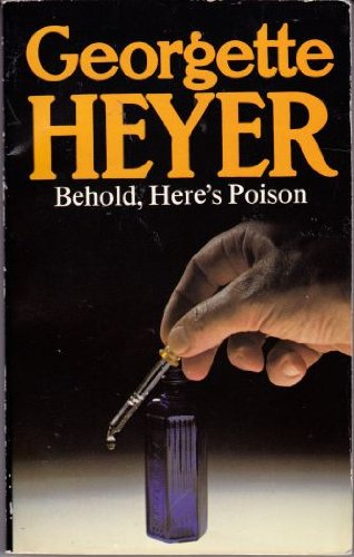 9780449241851: Behold, Here's Poison