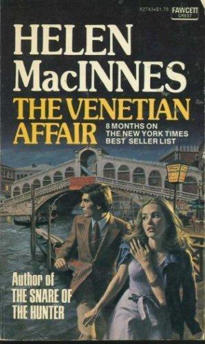 Venetian Affair: Macinnes, Helen