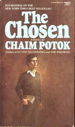 the theme of jewish culture in the chosen by dr chaim potok The chosen is a novel written by chaim many themes common to potok's this struggle between holding on to the traditions of one's culture in an ever.