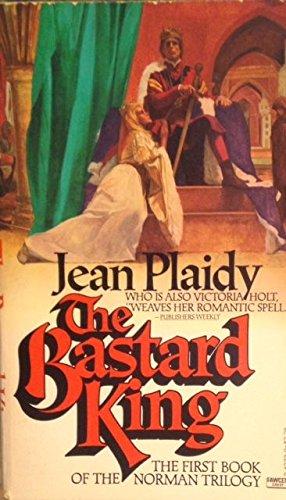BASTARD KING: Plaidy, J