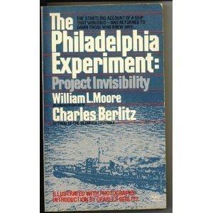 Philadelphia Experiment: Project Invisibility: Berlitz, Charles