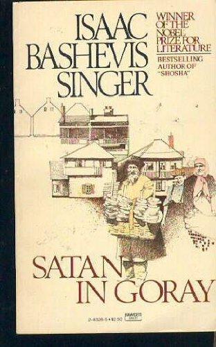 9780449243268: Satan in Goray