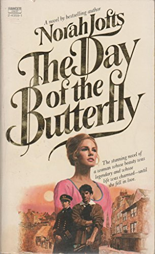 9780449243596: Day of the Butterfly
