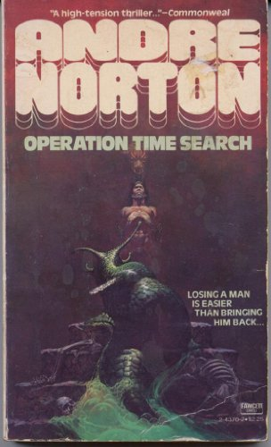 9780449243701: Operation Time Search