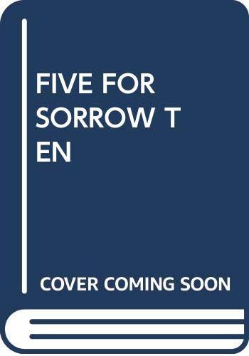 9780449243725: Five for Sorrow Ten