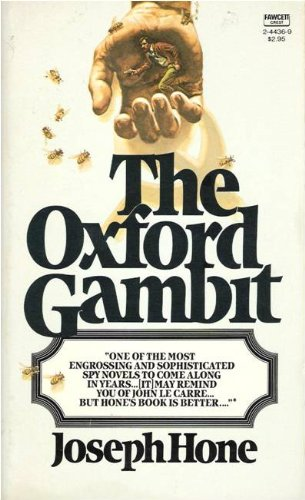9780449244364: Oxford Gambit