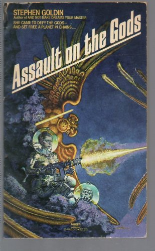 9780449244555: Assault on the Gods