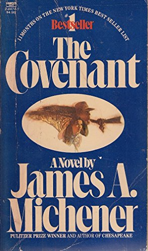The Covenant: James A. Michener,