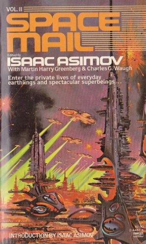 Space Mail Vol. II: Isaac Asimov