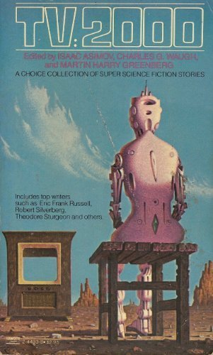 9780449244937: TV 2000: A Choice Collection of Super Science Fiction