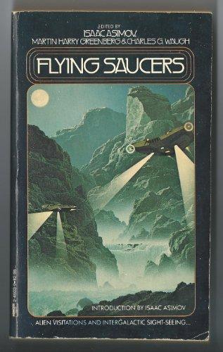 Flying Saucers: Isaac Asimov