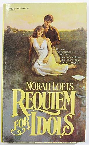 9780449245071: Requiem for Idols