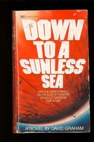 down to a sunless sea poem
