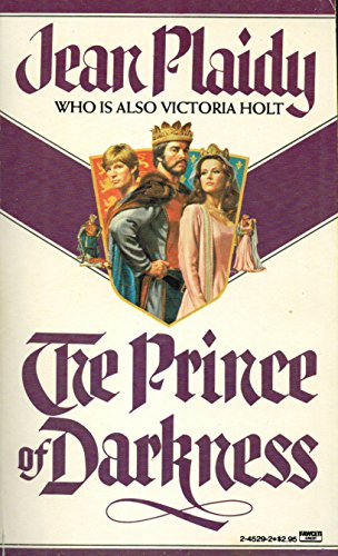 9780449245293: The Prince of Darkness (Plantagenet 4)