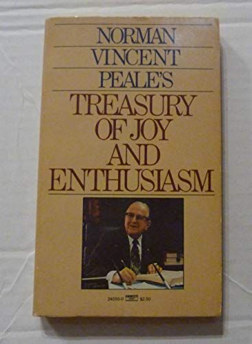 9780449245507: Treasury of Joy & Enthusiasm