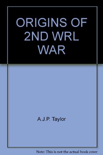 9780449300138: Origins of 2nd World War
