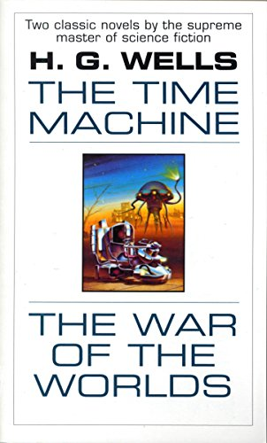9780449300435: The Time Machine and The War of the Worlds (Fawcett Premier Book)