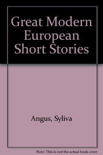 9780449300527: Great Modern European Short Stories