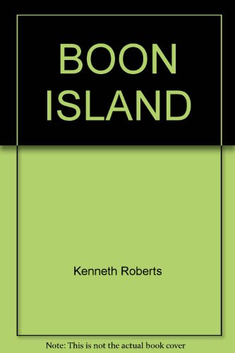 Boon Island: Kenneth Roberts