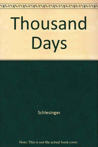 9780449308189: Thousand Days