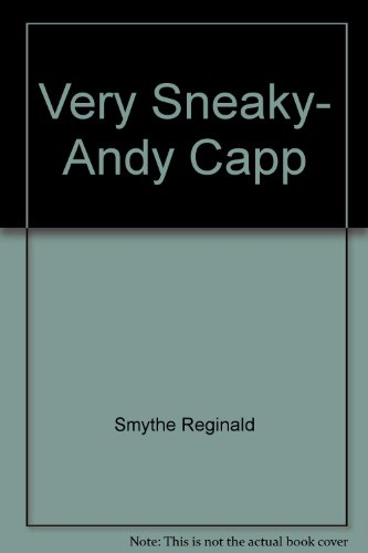 Very Sneaky, Andy Capp (0449448665) by Reginald Smythe