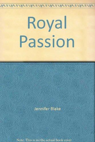 9780449451410: Royal Passion