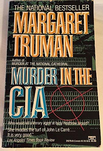 9780449459256: Murder in the CIA