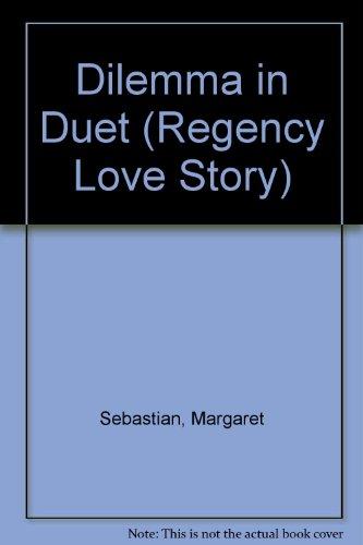 Dilemma in Duet (A Fawcett Regency Romance) (Coventry Romances #4): SeBastian, Margaret