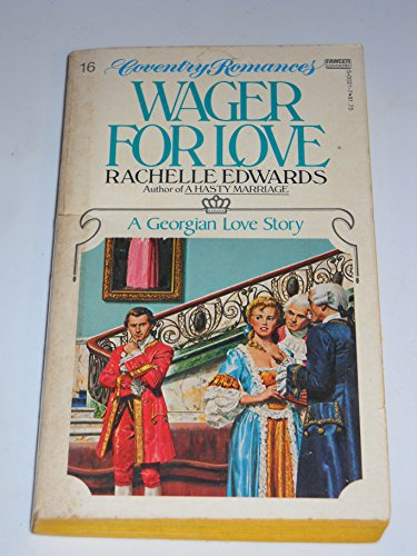 9780449500217: Wager for Love
