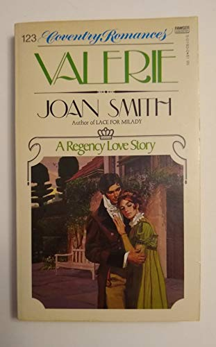 Valerie (9780449501931) by Joan Smith