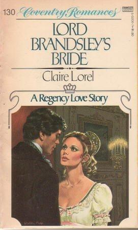 9780449502006: Lord Brandsley's Bride