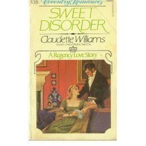 Sweet Disorder (Coventry Romances, No 135): Claudette Williams