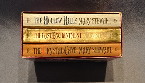 9780449620373: Mary Stewart (The Great Romantic Trilogy) (The Hollow Hills, The Last Enchantment, The Crystal Cave, Box Set)
