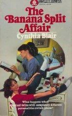 The Banana Split Affair: Blair, Cynthia