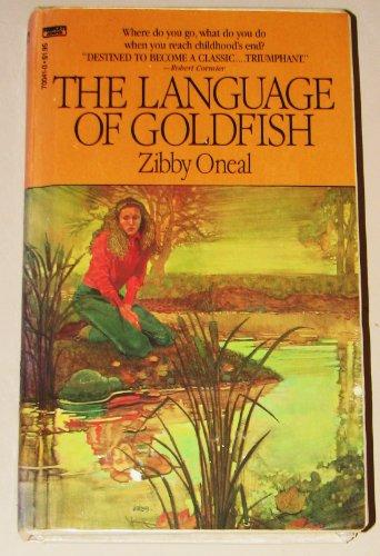 9780449700419: LANGUAGE OF GOLDFISH