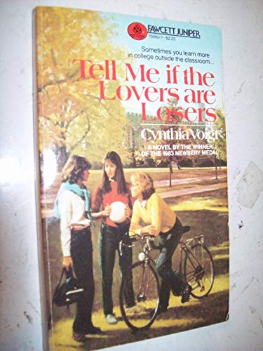 9780449700600: TELL ME IF LOVERS ARE