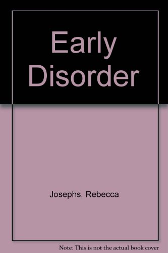 9780449700877: Early Disorders